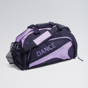 Katz Medium Sports Bag Purple/Black
