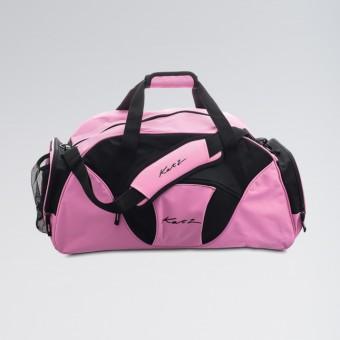 Katz Large Holdall Pink/Black