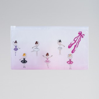 Ballerina Pencil Case