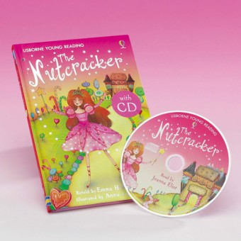 The Nutcracker Book & CD