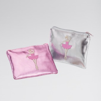 Ballerina Purse - Assorted Colours