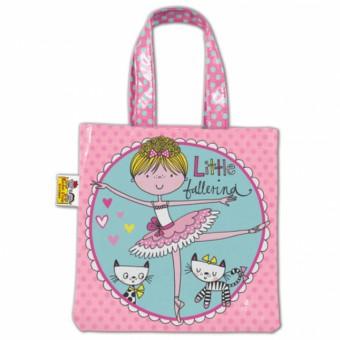 Rachel Ellen Mini Ballerina Tote Bag