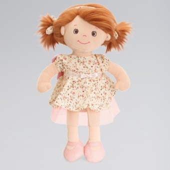 Belle Rose Fairy Doll 22cm approx