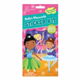 Ballet Playworld Sticker Kit