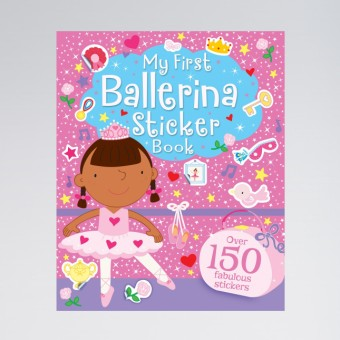 My First Ballerina Sticker Book