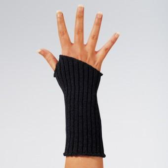 1st Position Wrist Warmers (Pair) Black