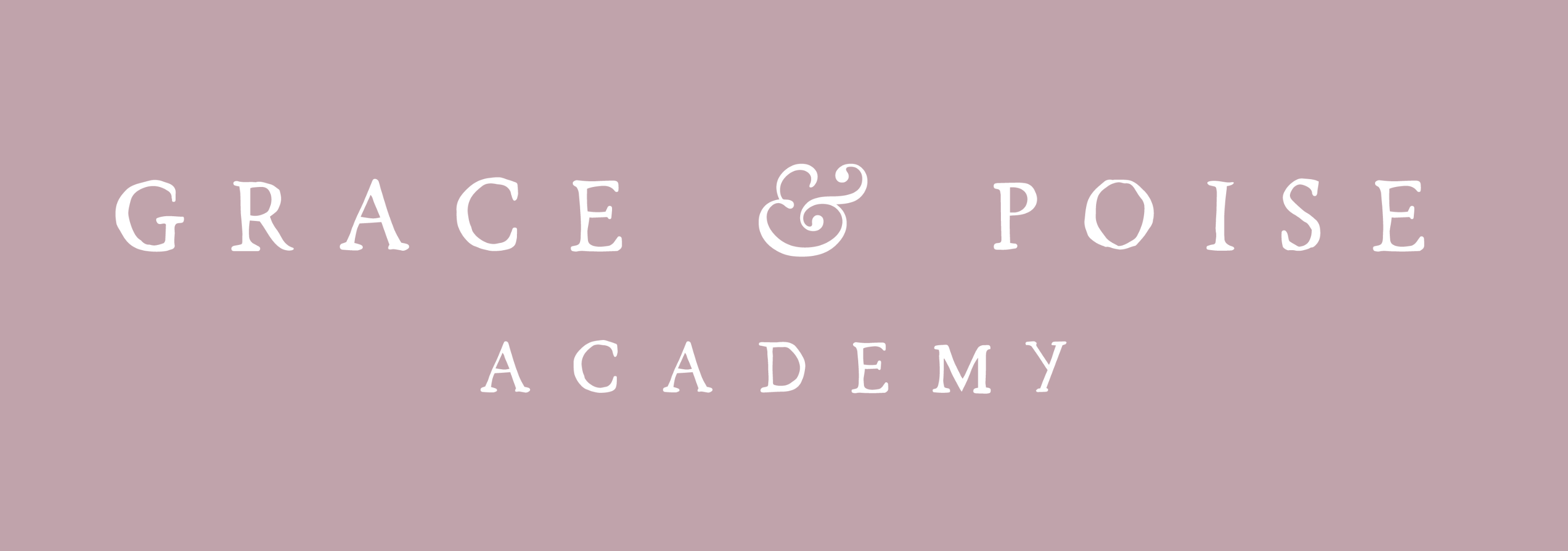 Grace and Poise Academy