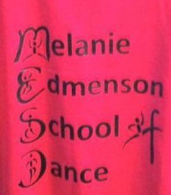 Melanie Edmenson School of Dance